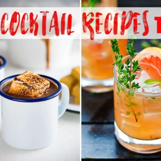 15 Bourbon Cocktail Recipes to Win Winter